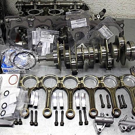 Капитальный ремонт двигателя Киев цена