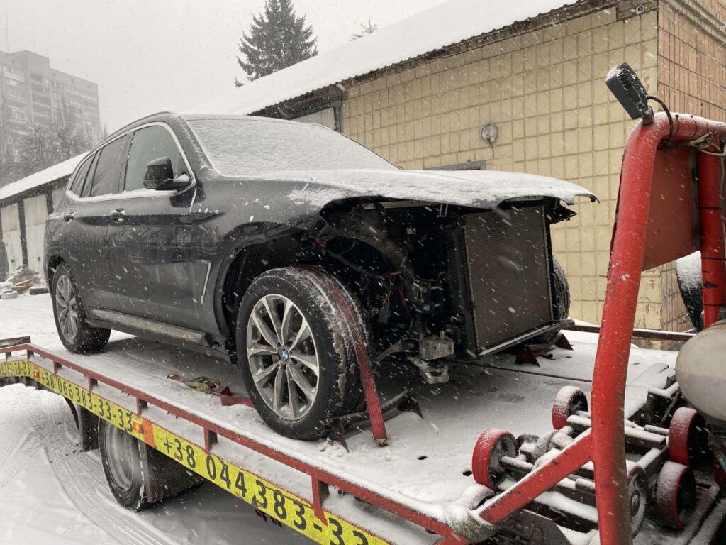 Ремонт кузова БМВ Киев цена