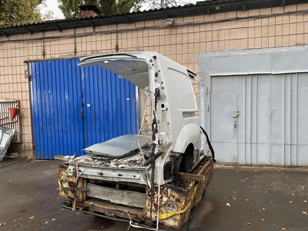 Кузовной ремонт Киев цена
