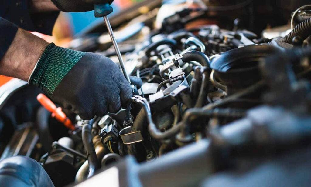 СТО Капитальный ремонт двигателя