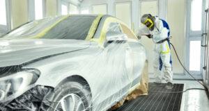 Покраска автомобиля в Киеве
