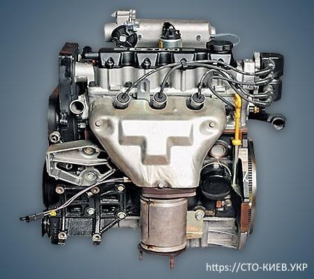 Ремонт двигателя Ланос 1,5