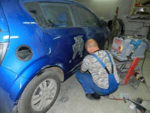 Кузовной ремонт Киев