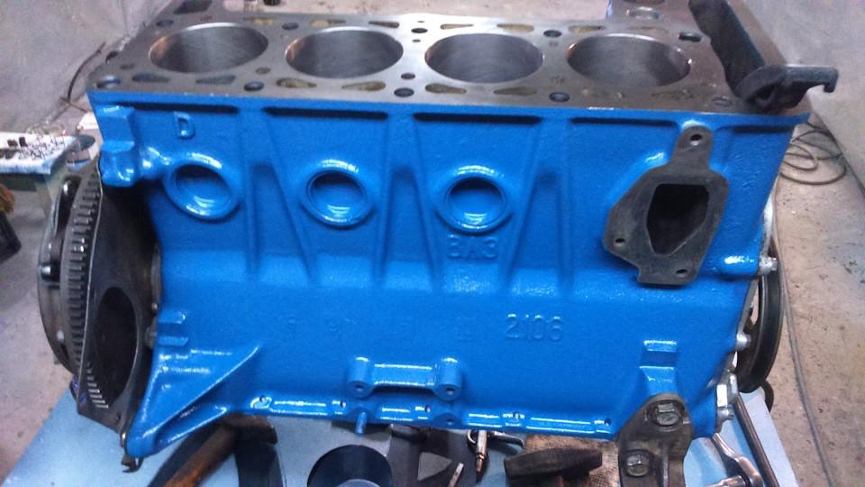 Ремонт двигателя ВАЗ жигули Киев