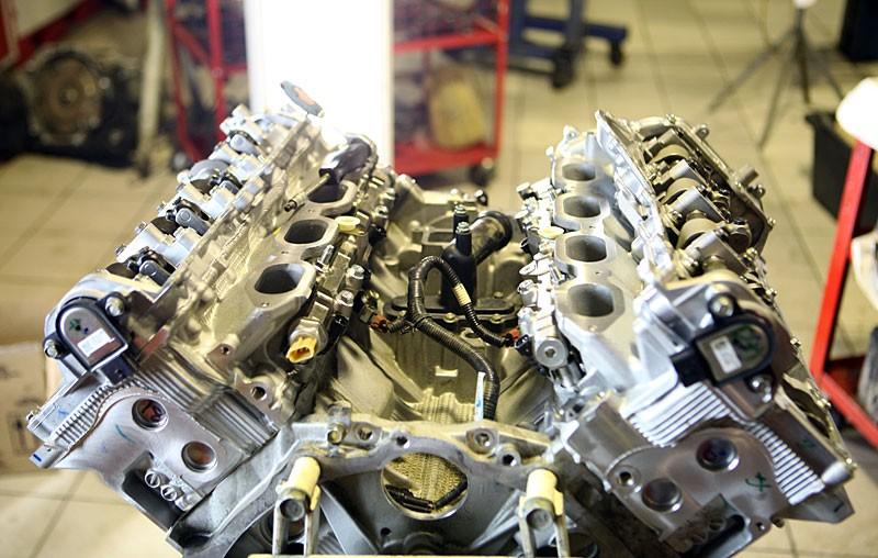 Капитальный ремонт двигателя Ниссан Киев цена под ключ