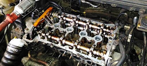 Ремонт двигателя Пежо 308