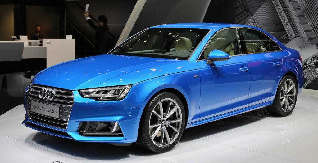 Ремонт двигателя Ауди Audi A4 2.0 TFSI quattro Киев цена