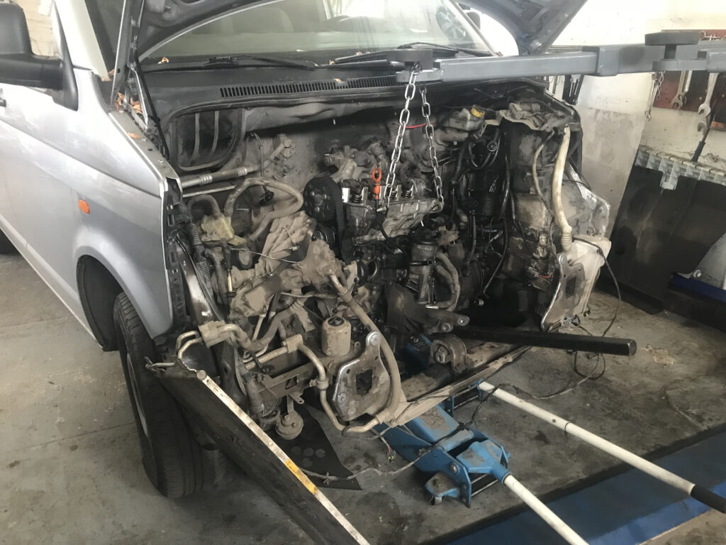 Ремонт двигателя Фольксваген Транспортер Киев цена