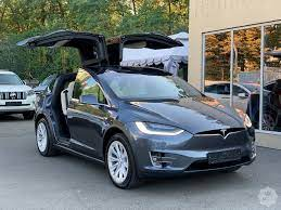 Замена батарей Тесла модель X цена Киев